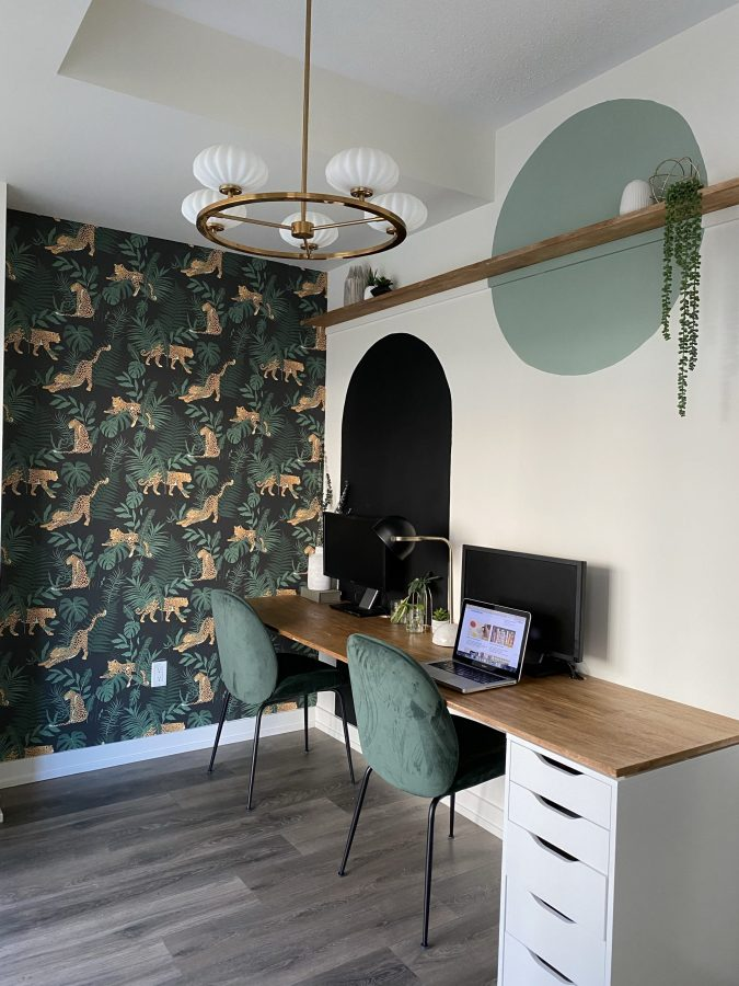 5 tips for Peel and Stick wallpaper